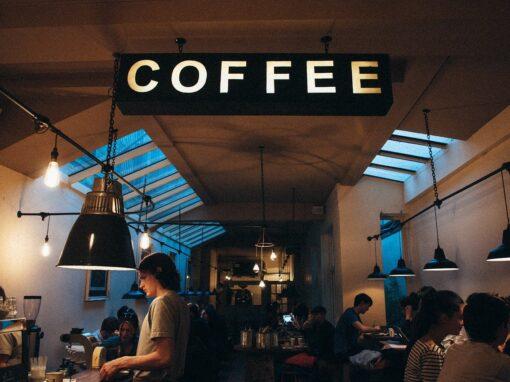 カフェ 改装工事